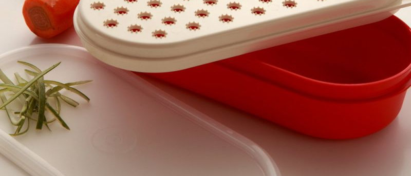 Tupperware Handy Grater with extra seal