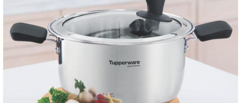 Tupperware Inspire Chef Cookware 3.7L