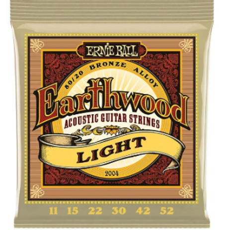 Earthwood 11/52 For Acoustic