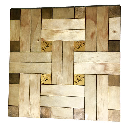 Custom Wood Tiles