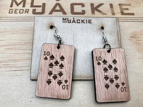 Wooden Earring WE20