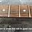 Thumbnail: Fingerboard protection Merko LO12CW