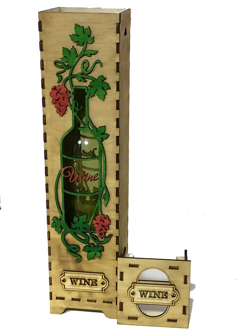 WB2 Wine Gift Box