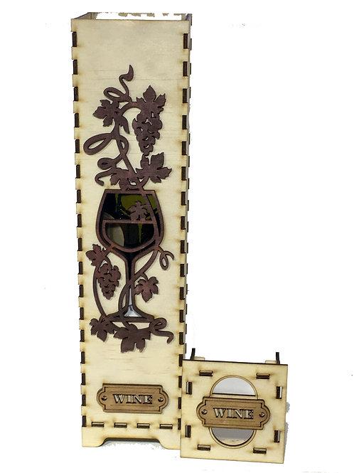 WB1 Wine Gift Box