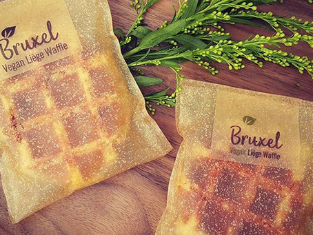 Seaweed-Based Packaging - Eat your dinnerware and save the planet