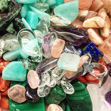 Sten til Energi Amuletten