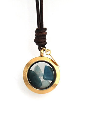 Energi Amulet guld