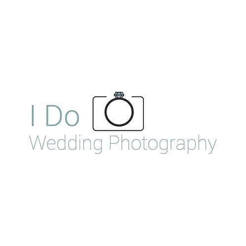 Wedding Photographer 3 Premade Logo Design
