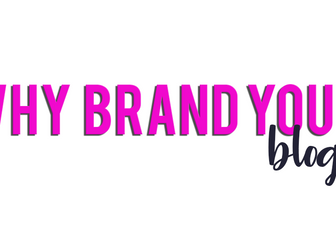 5 Reasons to Brand your Blog!