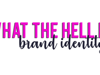 What the Hell is Brand Identity?