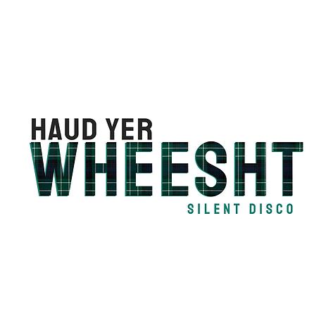 Haud Yer Wheesht Logo Design