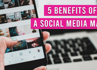 5 Reasons to Hire a Social Media Manager
