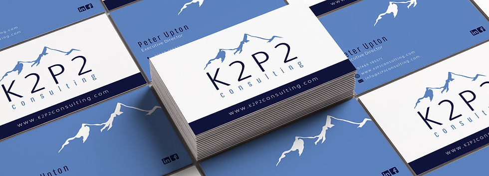 K2P2 Business Cards
