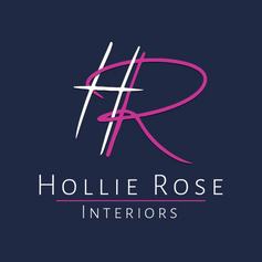 Hollie Rose Interiors Logo Design