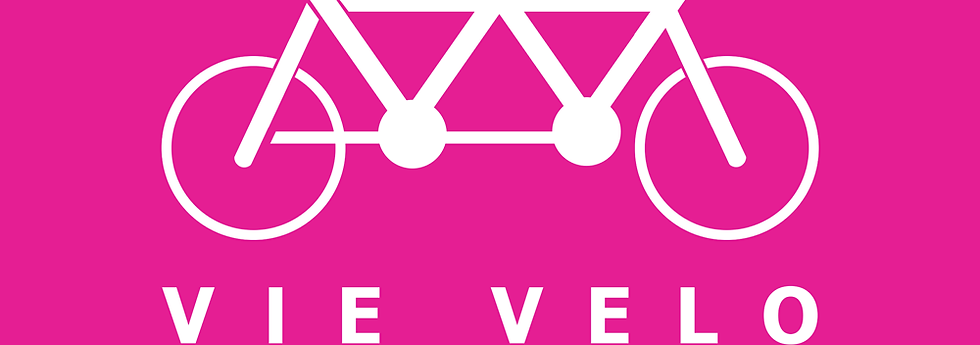 Pink and White Logo