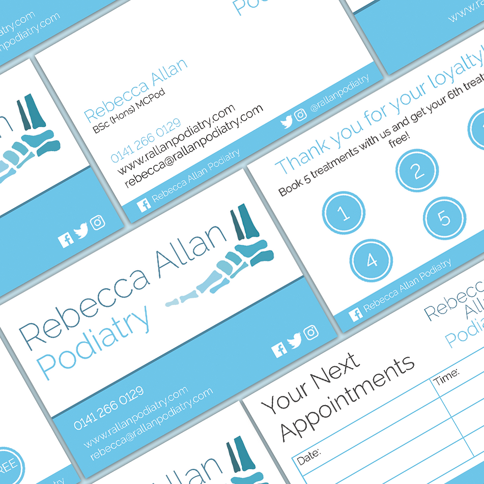 Business, Appointment & Loyalty Cards