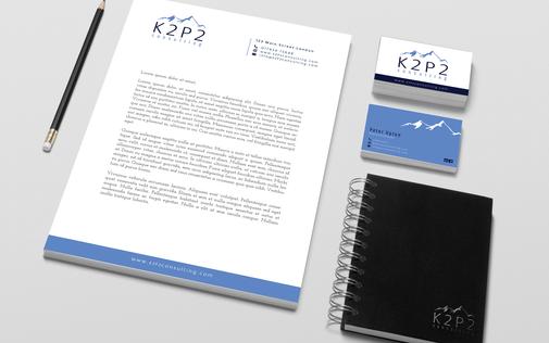 K2P2 Business Stationary