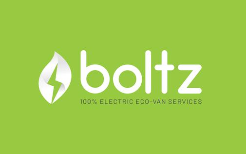 Boltz Primary Logo Reverse