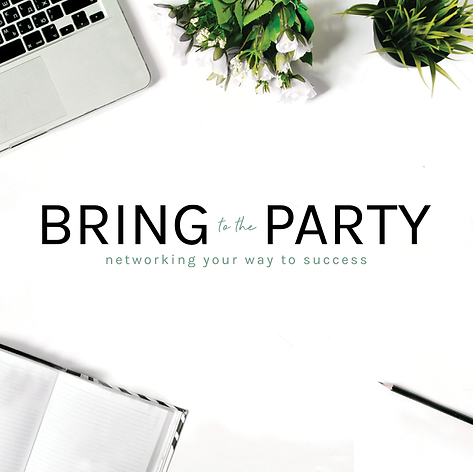 Bring to the Party Logo Concept