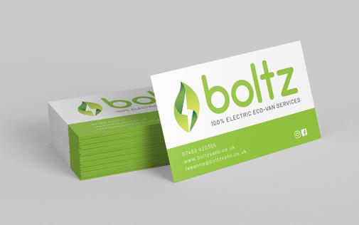 Boltz Business Cards
