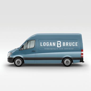 Logan Bruce Van Livery