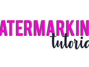 Watermarking 101