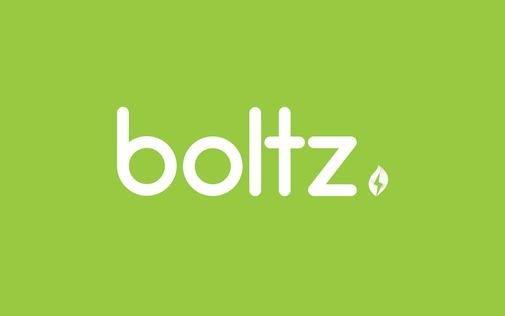 Boltz Secondary Logo Reverse