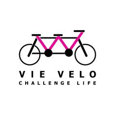 VIE Velo Logo Design