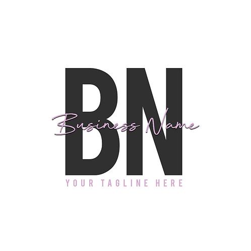 Bold & Modern Pre-made Logo Design