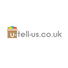 U-Tell-Us Primary Logo