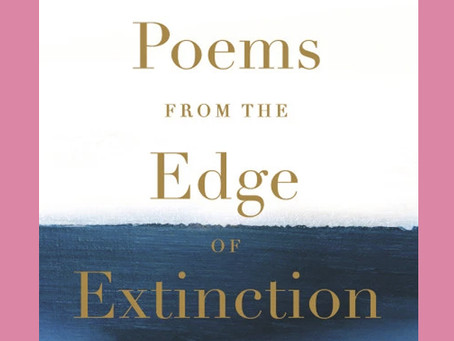 Poems from the Edge of Extinction: A conversation with Chris McCabe