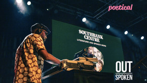 Out-Spoken Live: from underground to Southbank Centre stage