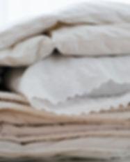 Almohadas y mantas