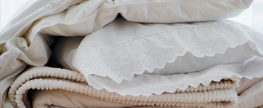 Cuscini e coperte