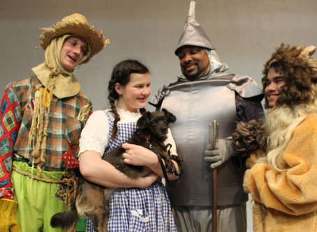 """The Wizard of Oz"" Opens This Friday"