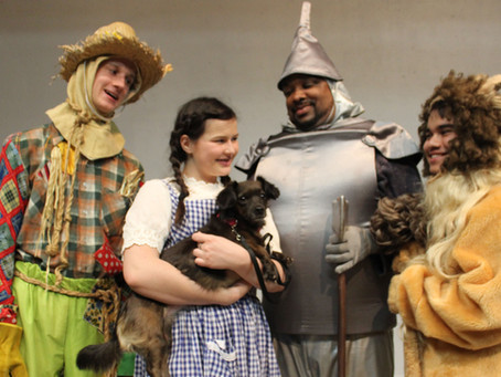 """""""The Wizard of Oz"""" Opens This Friday"""