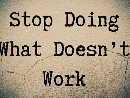 Start 'being', and...