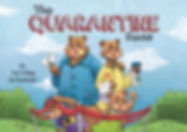 The Quarantine Bears Childrens Book Sutherland