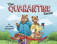 Hardcover Childrens Book | The Quarantine Bears