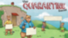 The Quarantine Bears Children's book