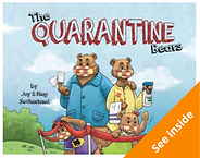 The Quarantine Bears Children's Book
