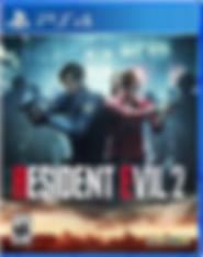 Jay Preston - Zombie - Resident Evil 2