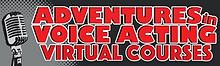 Adventures in Voice Acting Classes