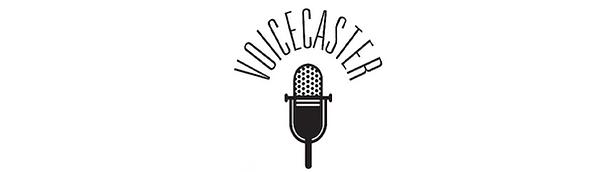 Voicecaster Voicecasting VO Logo