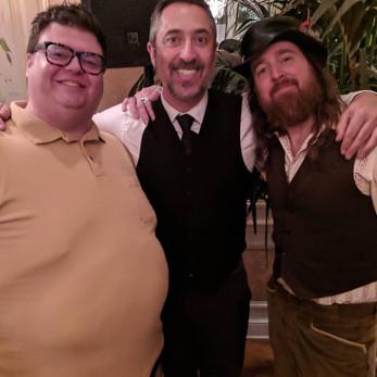 Brad, Tim and Jay