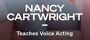 Nancy Cartwright voice acting lessons