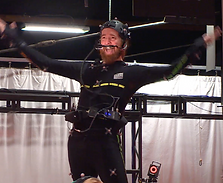 Jay Preston's Mocap performance at Rouge MoCap