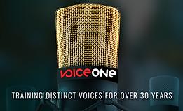 Voice One VO Training