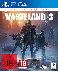 Jay Preston Wasteland 3