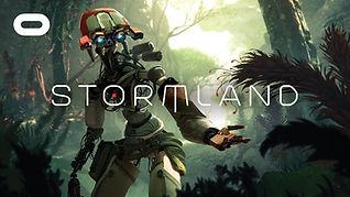 Stormland VR Riggs Jay Preston